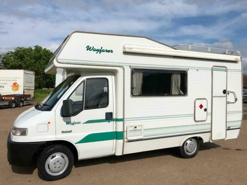 Peugeot Autohomes wayfarer 5 berth motorhome | in Telford, Shropshire |  Gumtree