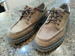 Brand New Men's Tommy Hilfiger shoes Size 10/M Real Leather uppe