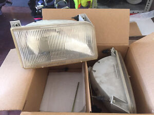 Ford F-150 1996 Headlights and Brake light OBO