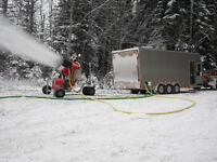 Snowmaking Services