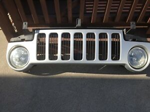 Body parts for Jeep Liberty
