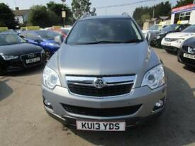 2013 Vauxhall Antara 2.2 CDTi SE Nav AWD (s/s) 5dr