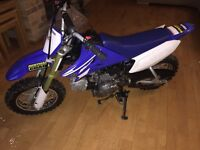 Yamaha TTR 50 crf