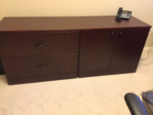 Office Filing Cabinet and Storage