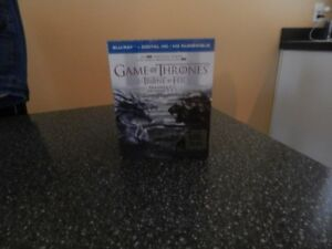 Blu-Ray + Digital HD Games Of Thrones seasons 1-7 brand new seal