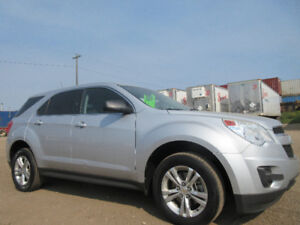 2011 CHEVROLET EQUINOX SPORT PKG- AWD-ONE OWNER-CLEAN CARPROOF