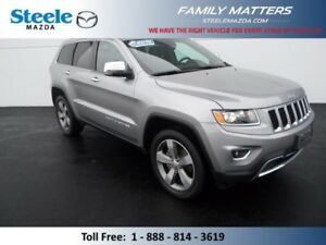 2016 Jeep GRAND CHEROKEE Limited OWN FOR $258 -WEEKLY WITH $0 DO