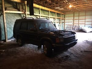 2000 LandRover Discovery 2 London Ontario image 4