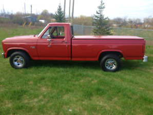Ford F-150 two wheel drive