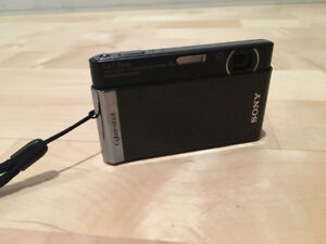 Sony CyberShot DSC-T90 Digital Camera 12MP 4x Optical Zoom
