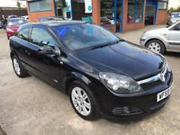 Vauxhall Astra 1.6 design 2009. 3 door JUST 27781 MILES*** FULL SERVICE HISTORY*