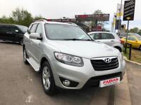 2010 60 Hyundai Santa Fe 2.2CRDi 7 Seater Premium ONLY** 32000 ** Miles 1 Owner