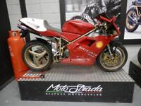 "DUCATI 916 ""SUPERBIKE"" SP3 RED 1997"