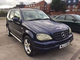 mercedes ML43, 7 seats! fully loaded!