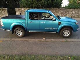 Ford Ranger Thunder XLT