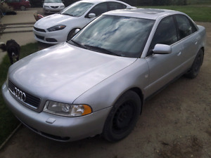 looking for parts car Audi A4