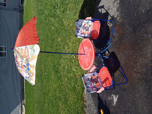 Jake and the Neverland Pirates Outdoor Table and Chairs