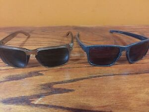 2 pairs of real oakleys for sale  Stratford Kitchener Area image 1