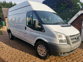 Ford transit T350 FWD LWB HIGH ROOF