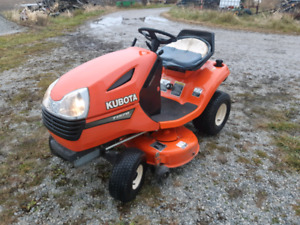 Kubota T1570 HST Riding Mower