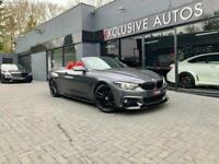 2018 BMW 4 Series 420d [190] M Sport 2dr Auto [Professional Media] CONVERTIBLE D