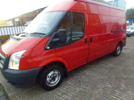 Ford Transit 2.2TDCi ( 125PS ) ( EU5 ) 300S ( Low Roof ) lwb 2013 no vat