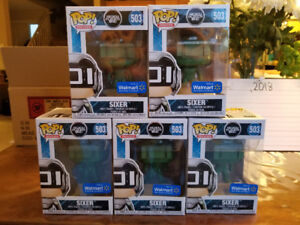 Funko Pop Ready Player One Jade Sixer Walmart Exclusive Sold out