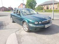 08 2008 Jaguar X-TYPE 2.0D 2009MY SE
