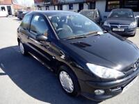 Peugeot 206 1.4HDi 70 2005MY Look Only 53,000 Miles ONE OFF SALE PRICE