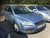 2006 Ford Focus 1.8TDCi 2006MY Sport