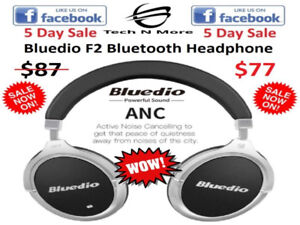 Bluedio F2 Noise Cancelling Headphone (5 DAY SALE)