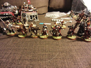 Selling off a warhammer 40k Battle Sister/Inquisition lot. Edmonton Edmonton Area image 7