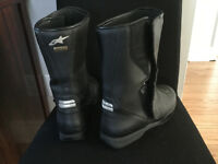 Ladies riding boots Alpine Stars