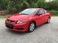 2012 Honda CiViC 2dr Coupe LX (($99 bi-wkly))