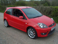 2005 55 Plate Ford Fiesta 2.0 ST , New Arrival with Only 82,000 Miles