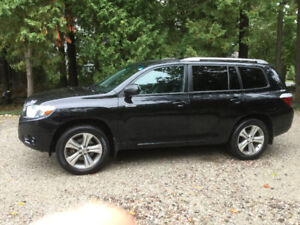 CERTIFIED/CAR PROOF.  2010 Toyota Highlander AWD Sport Edition
