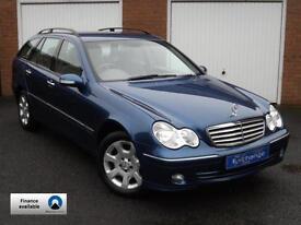 2004 (54) Mercedes-Benz C200 2.1 CDi DIESEL AUTOMATIC Elegance SE Estate