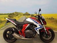 Honda CB10000R 2015** R&G Tail Tidy, Custom Seat, 2135 Miles**