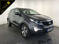 2014 64 KIA SPORTAGE KX-4 CRDI DIESEL 4WD 1 OWNER FROM NEW FINANCE PX WELCOME