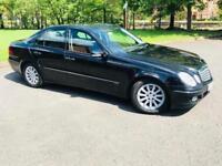 2007 Mercedes-Benz E Class 1.8 E200 Kompressor Elegance Saloon 4dr Petrol