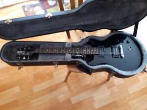 Slammer electric guitar.