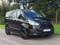 NEW 2016 66 Ford Transit Custom 2.2TDCi ( 125PS ) L1H1 Limited SPORT STYLE