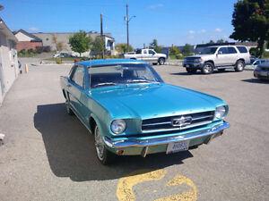 Classic Mustang, Original Condition