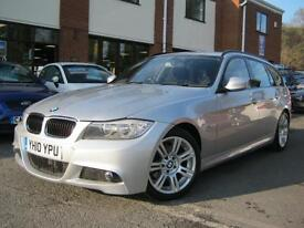 2010 10-Reg BMW 318 d M Sport Touring,£30 YEAR TAX,SUPERB COND & VALUE!!!