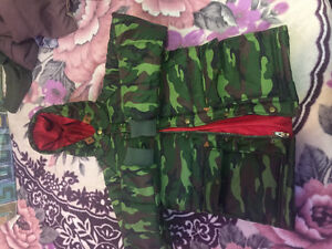 OBEY ARMY CAMO JACKET SIZE MEDIUM| NEED GONE ASAP $140 OBO