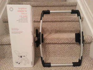 Bugaboo adapter for chicco car seat