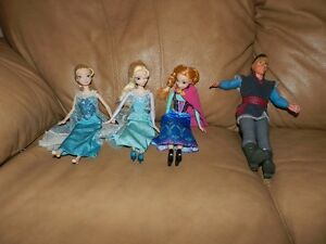 """Frozen""  Dolls"