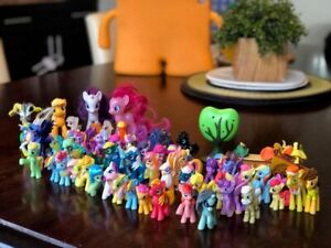 MLP My Little Pony Lot of 58 Various Characters