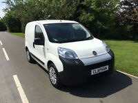 2014 64 FIAT FIORINO SX 1.3 MULTIJET TURBO DIESEL 1 OWNER UK DELIVERY AVAILABLE