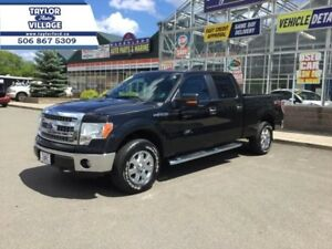 2014 Ford F-150 XLT  - Bluetooth -  SiriusXM - $222.29 B/W